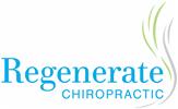 Regenerate Chiropractic Logo